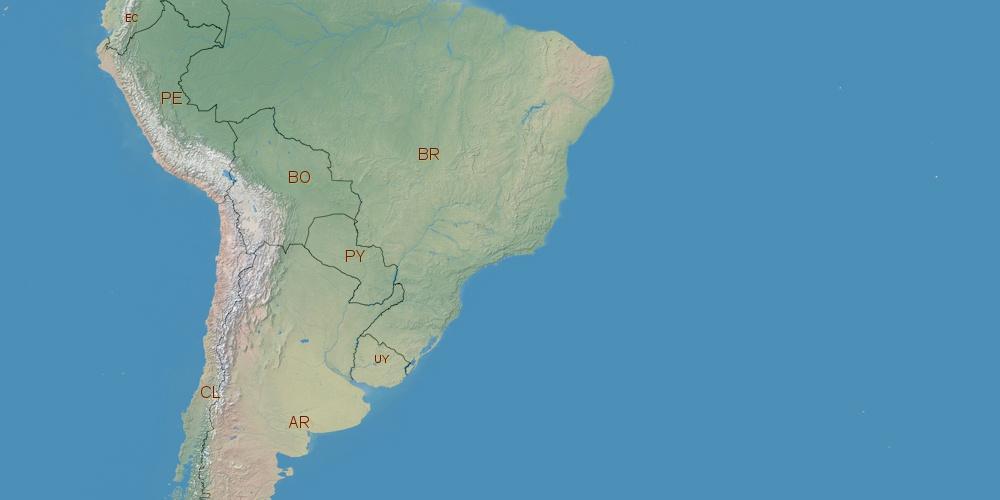 Wo Liegt Uruguay