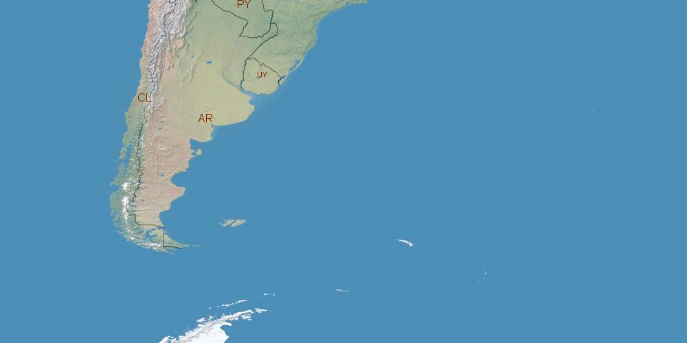 Wo Liegt Argentinien